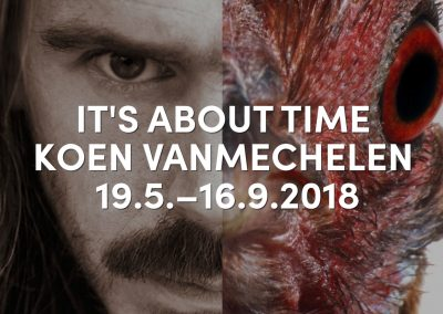 Koen Vanmechelen – It's about time – teaser