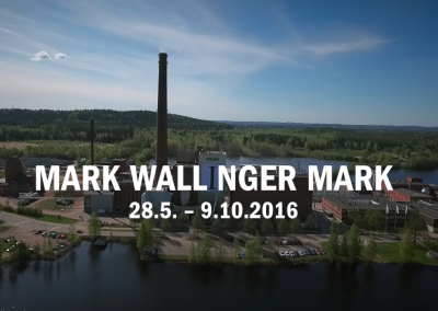 Mark Wallinger Mark teaser
