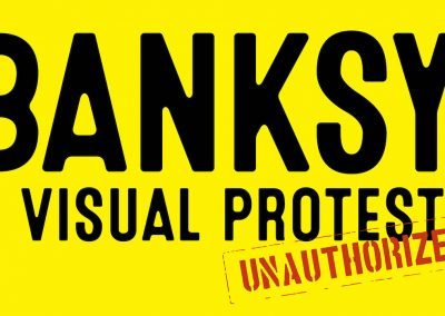 Banksy. A visual Protest – Avajaiset – Exhibition opening